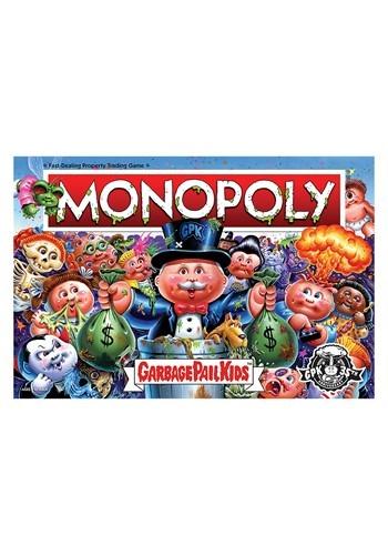 MONOPOLY Garbage Pail Kids