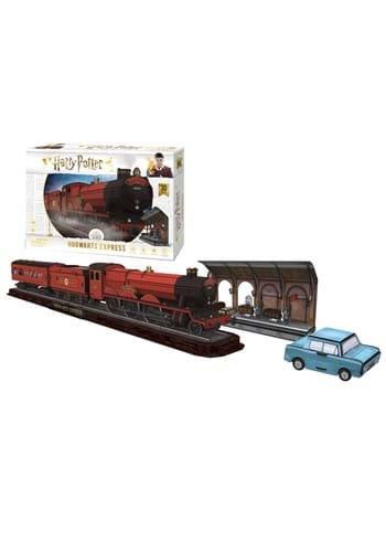 Harry Potter Hogwarts Express Paper 3D Puzzle