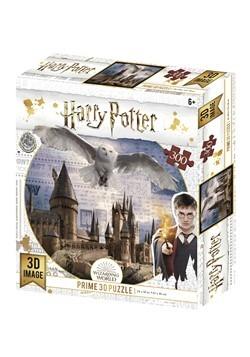 Harry Potter Hogwarts Daytime Lenticular 3D Puzzle