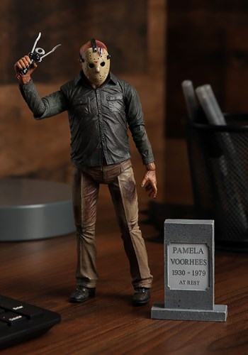 """Friday the 13th Part 4 Jason Ultimate 7"""" Scale Action Figure"""