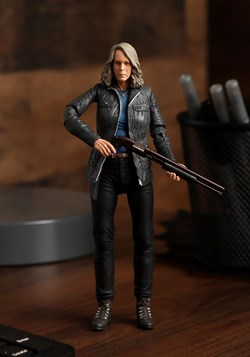 "Halloween 2018 Laurie Strode 7"" Scale Action Figure Main Upd"