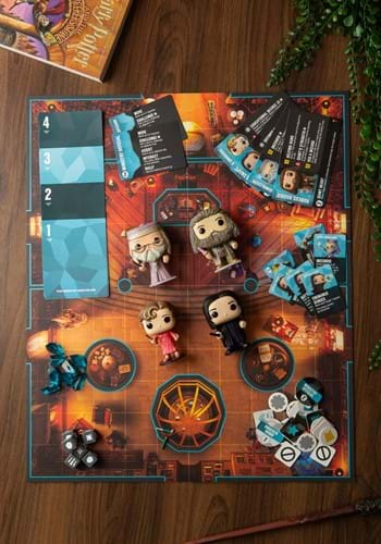 POP Funkoverse Harry Potter 102 Expansion Strategy Game