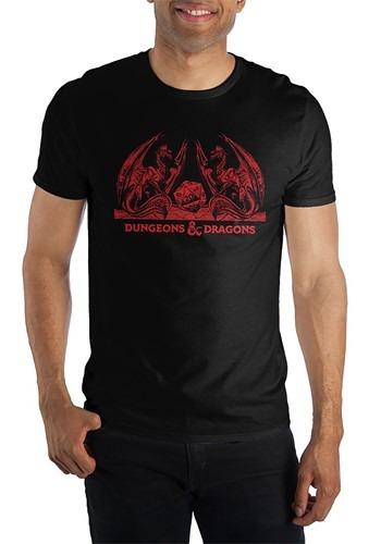 Dungeon | T-Shirt | Dragon | Men