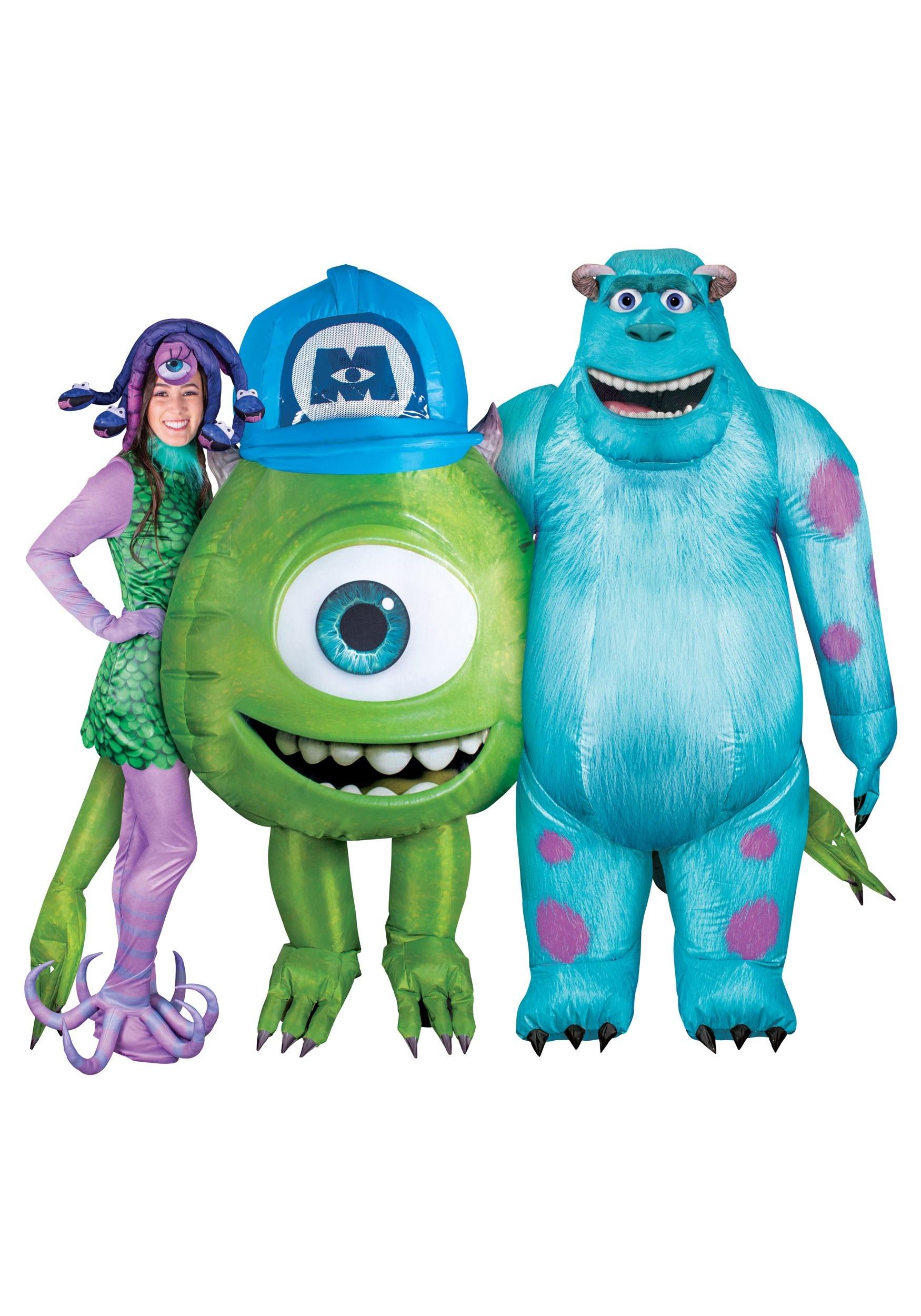 Monsters Inc Women S Celia Costume