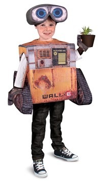 Wall-E Toddler Costume