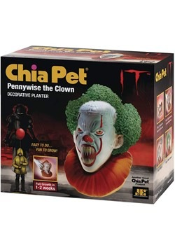 IT - Screaming Pennywise Chia Pet update1