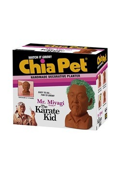 Karate Kid - Mr. Miyagi Chia Pet