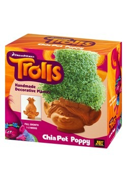 Trolls - Poppy World Tour Chia Pet