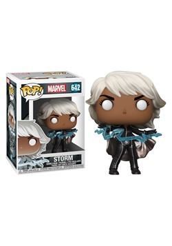 POP Marvel XMen 20th Anniversary Storm Bobblehead Figure