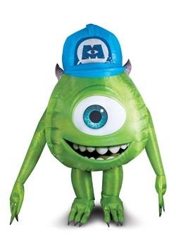 Adult Monsters Inc Mike Wazowski Inflatable Costume