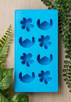 Lilo and Stitch Faces w/ Flowers Ice Cube Tray Update