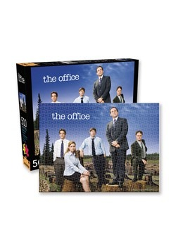 The Office- Forest 500 Piece Puzzle