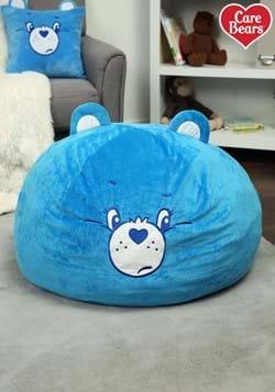 Kids Care Bears Grumpy Bear Pouf-2