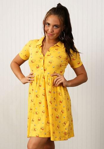 Winnie the Pooh Dress Update