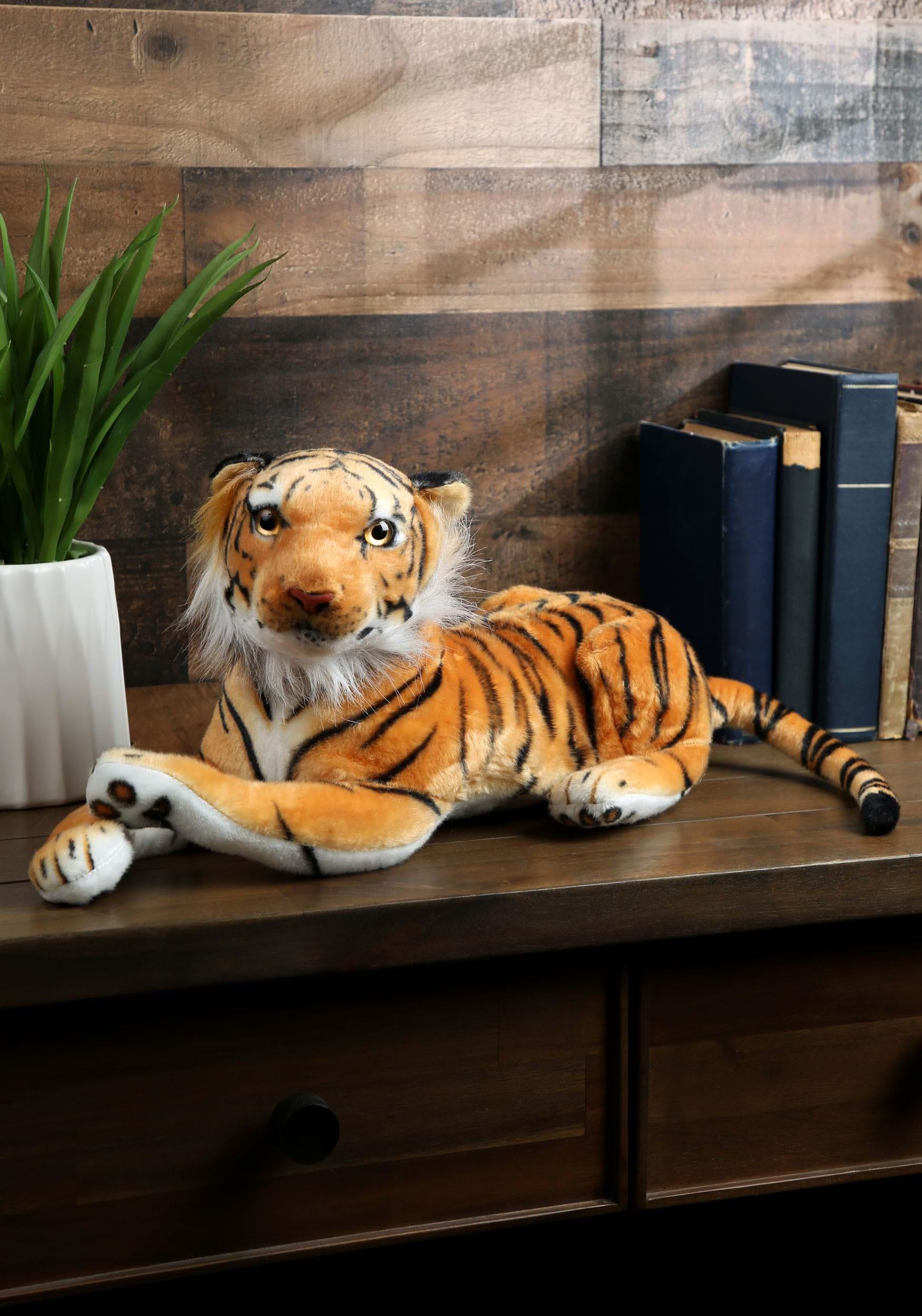 Arrow the Tiger Stuffed Animal