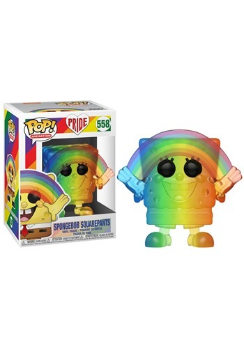 Pop! Animation: Pride 2020 - Spongebob (RNBW)