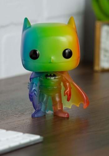 Pop! Heroes: Pride 2020 - Batman (RNBW)