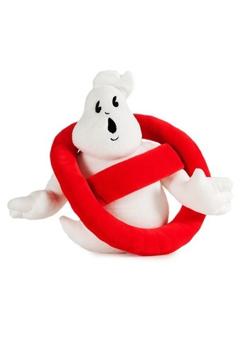 Ghostbusters Phunny Plush Logo