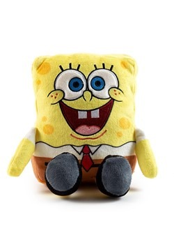 Nick 90's Phunny Plush Spongebob