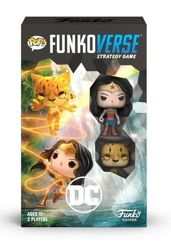 Funko Pop! Funkoverse: DC 102 Wonder Woman- Expandalone