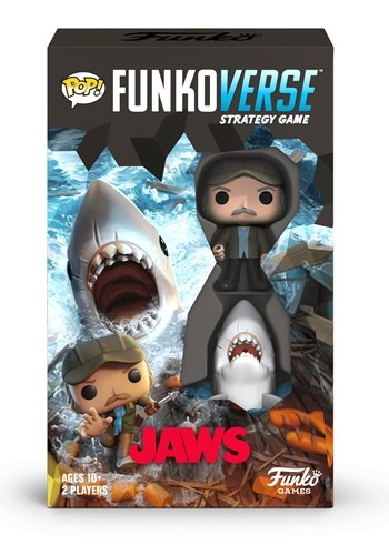 Funko Pop! Funkoverse: Jaws 100 - Expandalone