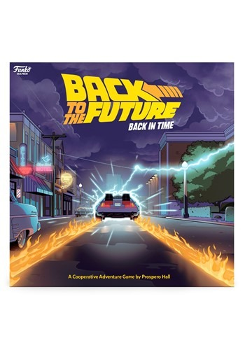 Signature Games: Back to the Future Game