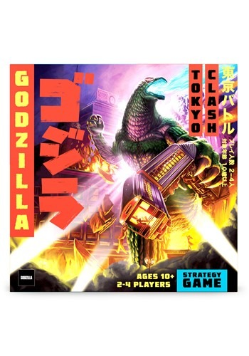 Funko Signature Games Godzilla Game