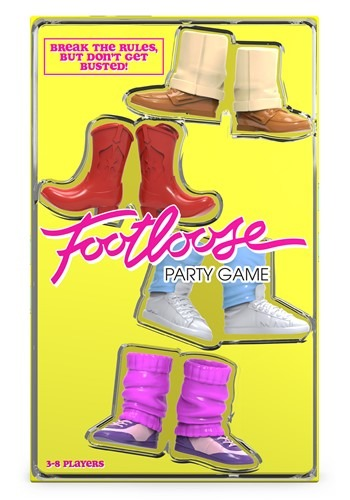 Signature Games: Footloose Party Game