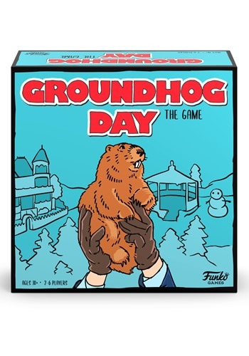 Signature Games Groundhog Day The Game