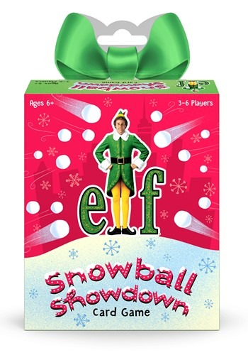 Signature Games: Elf - Snowball Showdown! Game