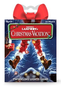 National Lampoons Christmas Vacation Card Game