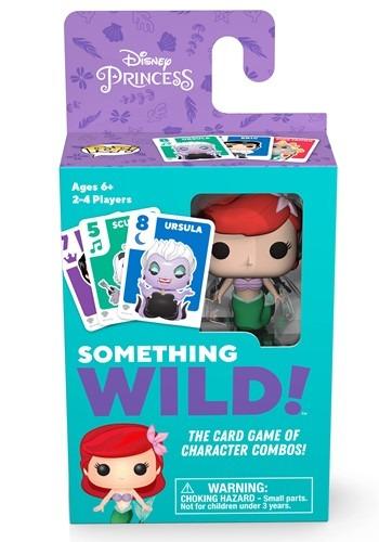 Disney Something Wild Card Game The Little Mermaid