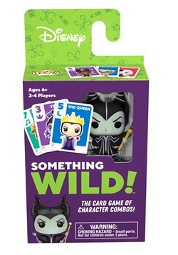 Signature Games: Something Wild Card Game - Disney Villains
