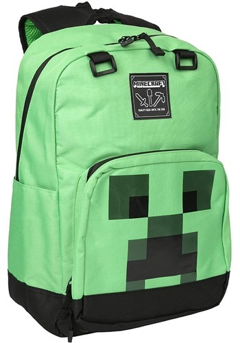 Minecraft Creepin Up Backpack
