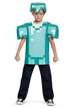 Minecraft Child Armor Classic Costume