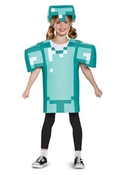 Minecraft Child Armor Classic Costume Alt 1