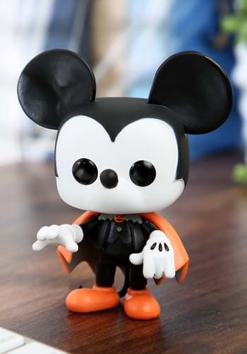 UK Vinyl Figure NEW /& IN STOCK Funko Pop Disney HALLOWEEN SPOOKY MICKEY Pop