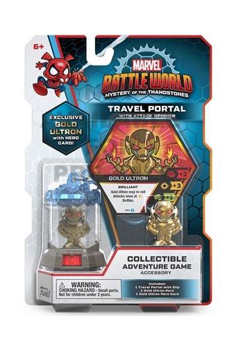 Marvel Battleworld Travel Portal w/Attack Spinner
