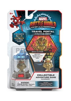 Marvel Battleworld: Travel Portal w/Attack Spinner