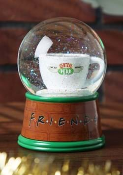 Central Perk Large 6 Light Up Snow Globe