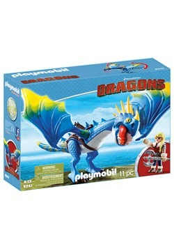 Playmobil How to Train Your Dragon Astrid & Stormfly