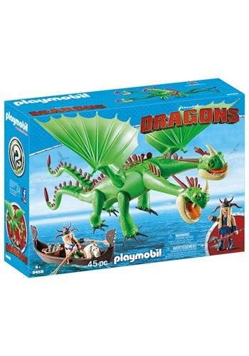 Playmobil How to Train Your Dragon Ruffnut and Tuffnut with
