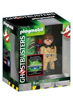 Playmobil Ghostbusters Collector's Edition P. Venkman