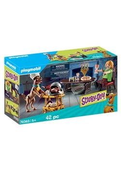 Playmobil SCOOBY-DOO! Dinner with Shaggy