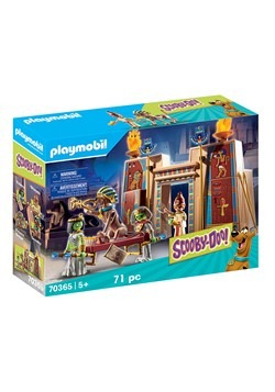 Playmobil SCOOBY-DOO! Adventure in Egypt