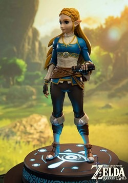 The Legend of Zelda: Breath of the Wild Zelda PVC  Alt 1