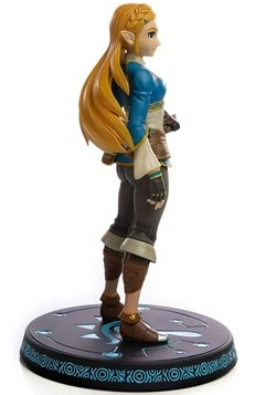 The Legend of Zelda: Breath of the Wild Zelda PVC  Alt 2