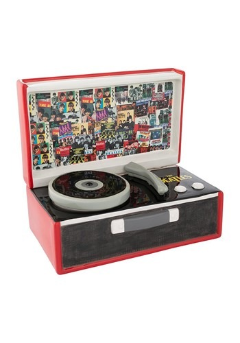 The Beatles Singles Collection Record Player Sculpted Cerami