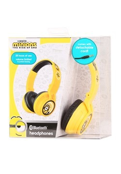 Minions 2 Bluetooth Youth Headphones