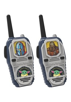 Star Wars The Mandolorian FRS Deluxe Walkie Talkies